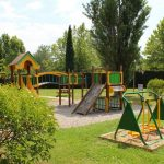 camping avec jeux enfants Vaucluse