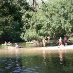 camping avec activités nautiques Vaucluse