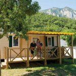 Votre location dans le camping La Chataigneraie