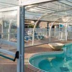 camping avec piscine chauffée en bord de mer et à la campagne