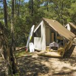 camping hébergement insolite Lubéron