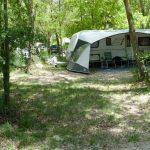 camping en pleine nature Lubéron