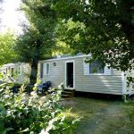 camping avec mobilhome Aveyron