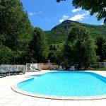 camping avec piscine Aveyron