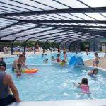 camping piscine couverte Loire-Atlantique