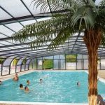camping piscine chauffée Loire-Atlantique