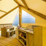 camping tout confort Lubéron