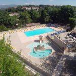 camping avec piscine Cannes