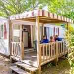 camping avec bungalow Landes
