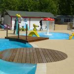 camping avec piscine chauffée dans les Landes