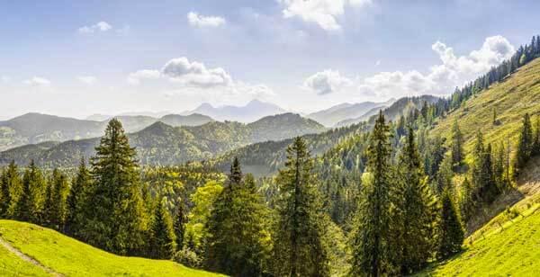 Campings trois étoiles à la montagne Treflio