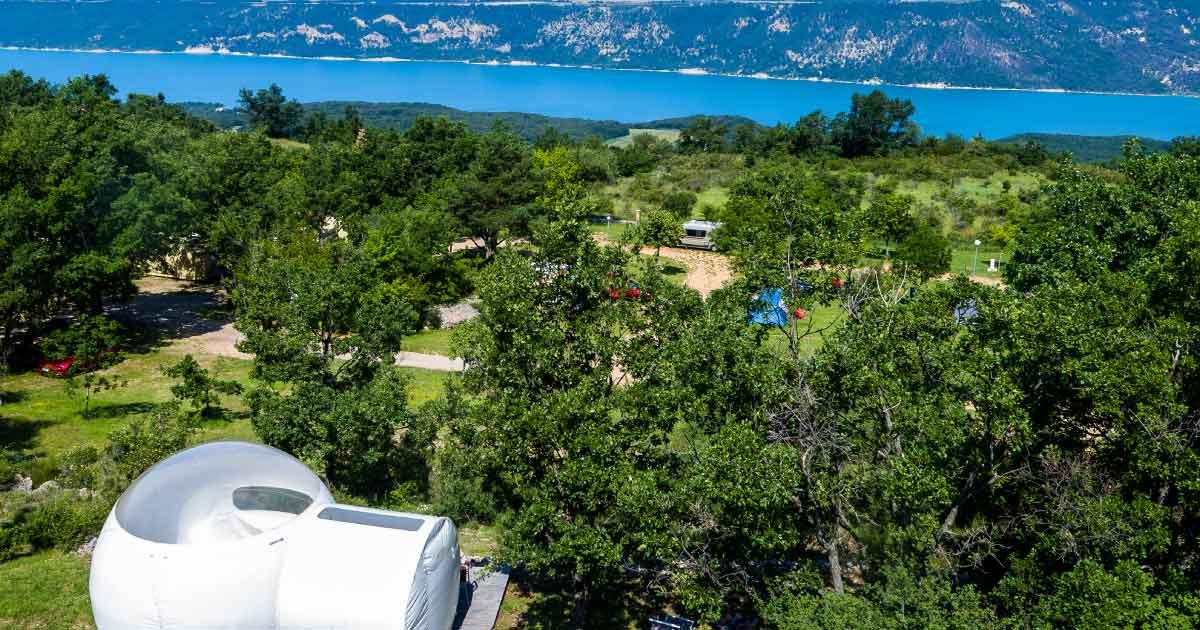 Camping de l'Aigle ***