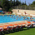 Vaucluse camping avec piscine chauffée