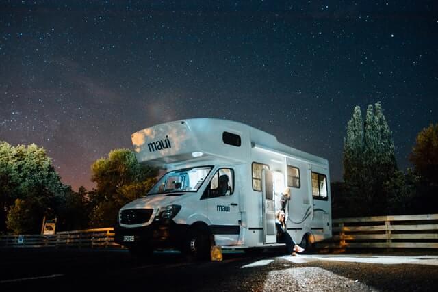 stationner en camping-car