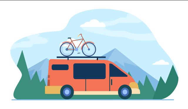 Un camping car
