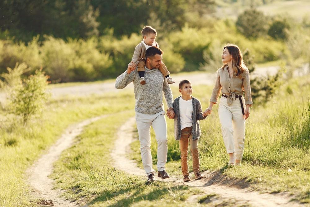 Les aides pour vos vacances en famille