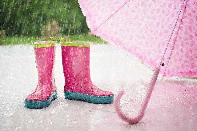 Une journée en camping quand il pleut