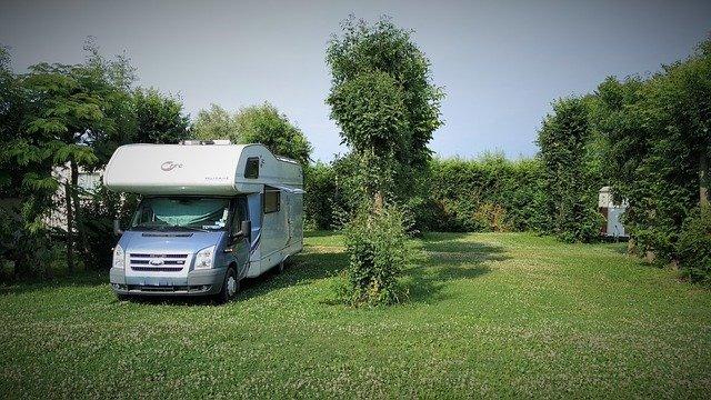 Le branchement d'un camping sur un emplacement